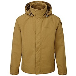 Craghoppers - Dirty olive aldwick gore-tex waterproof jacket