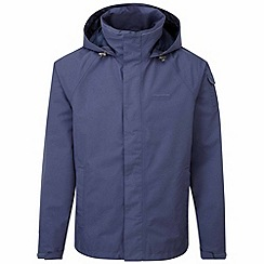 Craghoppers - Dusk blue aldwick gore-tex waterproof jacket