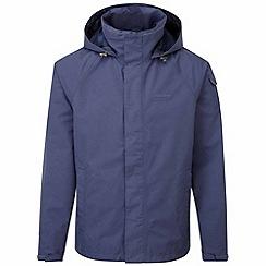 Craghoppers - Dusk blue aldwick gore-tex waterproof jacket