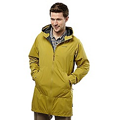 Craghoppers - Light olive caywood gore-tex waterproof paclite parka