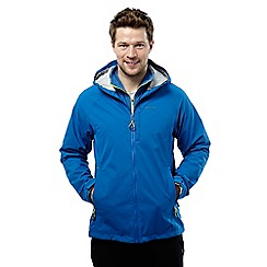 Craghoppers - Deep china blue jerome gore-tex waterproof stretch jacket