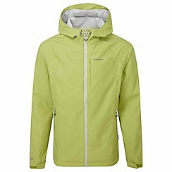 Craghoppers - Spiced lime jerome gore-tex waterproof stretch jacket