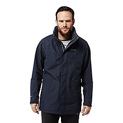 Craghoppers - Blue 'Ashton' Gore-Tex waterproof jacket
