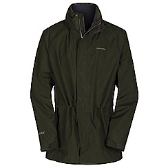 Craghoppers - Evergreen ashton long gore-tex waterproof jacket