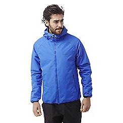 Craghoppers - Sport blue C65 lightweight waterproof shell jacket