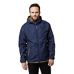 Craghoppers - Blue 'C65' lightweight waterproof shell jacket