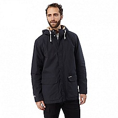 Craghoppers - Dark navy hickory waterproof jacket