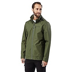 Craghoppers - Parka green Shorewood waterproof harrington jacket