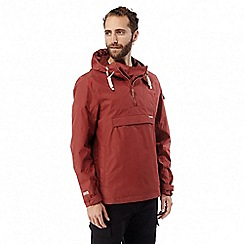 Craghoppers - Carmine red Woodridge waterproof cagoule