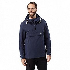 Craghoppers - Night blue woodridge waterproof cagoule