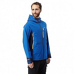 Craghoppers - Deep blue Discovery adventures stretch waterproof jacket