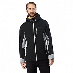 Craghoppers - Black/grey Discovery adventures stretch waterproof jacket