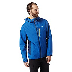 Craghoppers - Deep blue Discovery adventures lightweight waterproof jacket