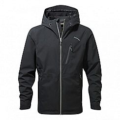 Craghoppers - Black Midas gore-tex waterproof jacket