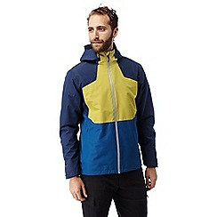 Craghoppers - Night blue apex lightweight waterproof jacket