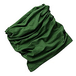Craghoppers - Evergreen marl nosilife print tube scarf