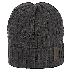 Craghoppers - Black pepper brompton beanie