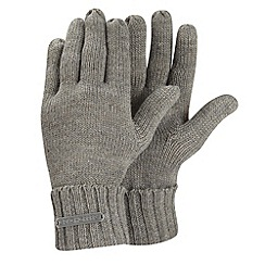 Craghoppers - Quarry Grey Marl Errwood Gloves
