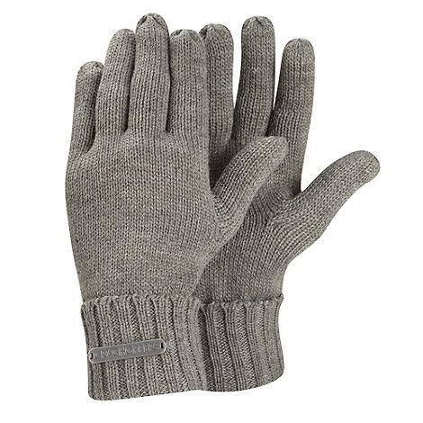 Craghoppers - Quarry Grey Marl Errwood Gloves