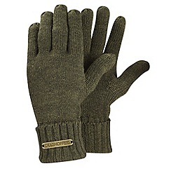 Craghoppers - Olive Drab Marl Errwood Gloves