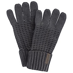 Craghoppers - Black pepper brompton gloves