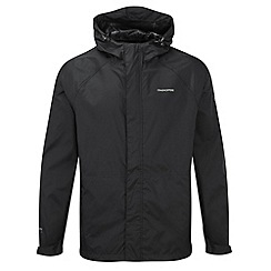 Craghoppers - Black mantua packaway jacket