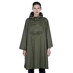 Craghoppers - Evergreen unisex poncho