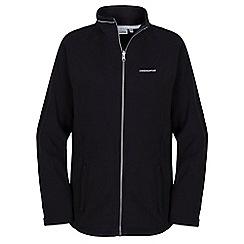 Craghoppers - Black Madigan interactive fleece jacket