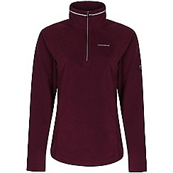 Craghoppers - Rioja red miska half zip