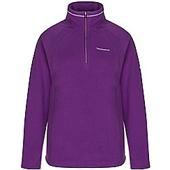 Craghoppers - Diva purple miska half zip