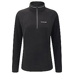 Craghoppers - Black miska half zip