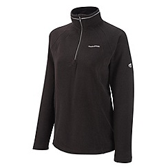 Craghoppers - Black Miska II Half-Zip Fleece