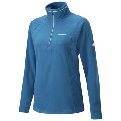 Craghoppers Arctic blue miska ii half-zip fleece - . -