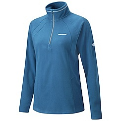Craghoppers - Arctic blue miska ii half-zip fleece