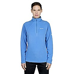 Craghoppers - True blue miska ii half-zip fleece