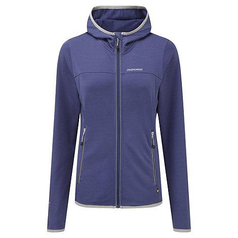Craghoppers - Huckleberry ionic fleece jacket
