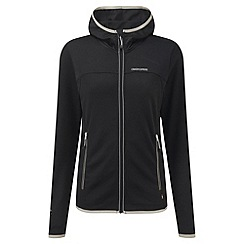 Craghoppers - Black ionic fleece jacket