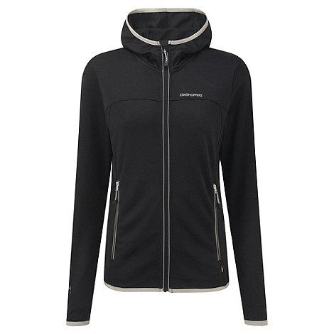 Craghoppers - Black ionic fleece jacket