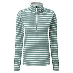 Craghoppers - Soft jade cubana half-zip fleece