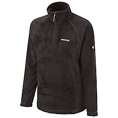 Craghoppers - Black dahlia half-zip fleece
