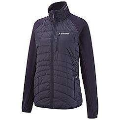 Craghoppers - Dark purple kamala fleece jacket