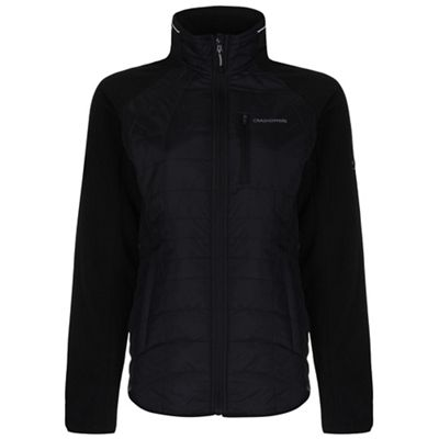Craghoppers Black kamala fleece jacket - . -