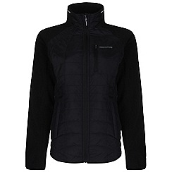 Craghoppers - Black kamala fleece jacket