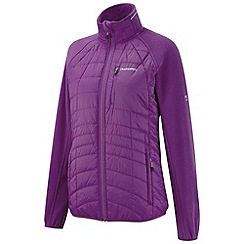 Craghoppers - Bright magenta kamala fleece jacket