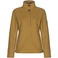 Craghoppers - Honey daubury half button fleece