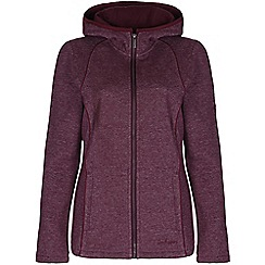 Craghoppers - Rioja red fernlee full zip fleece