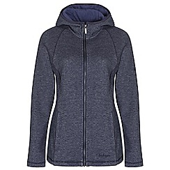 Craghoppers - Soft navy fernlee full zip fleece