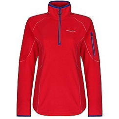 Craghoppers - Firecracker whiteley half zip