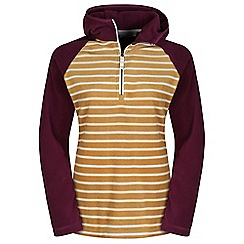 Craghoppers - Honey/rioja aisdale half zip