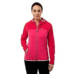 Craghoppers - Electric pink Ionic ii fleece jacket